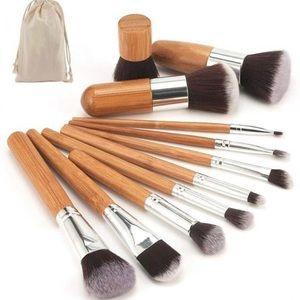 Makeup Brushes Set Powder